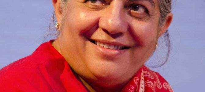 Quem é Vandana Shiva?