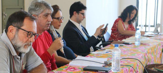 Roda de conversa:  Agrotóxicos , transgênicos e impactos socioambientais