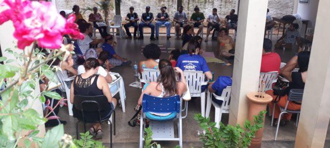 Roda de conversa sobre educação no campo discute alternativas para o enfrentamento aos agrotóxicos
