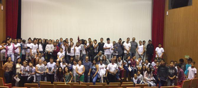 Cine Gwatá: Terra, território, cultura e natureza 2019, volta na cidade de Goiás.